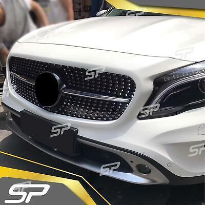 SpeedyParts > Kühlergrill Grill Diamant für Mercedes Benz GLA X156 45 AMG ab 17