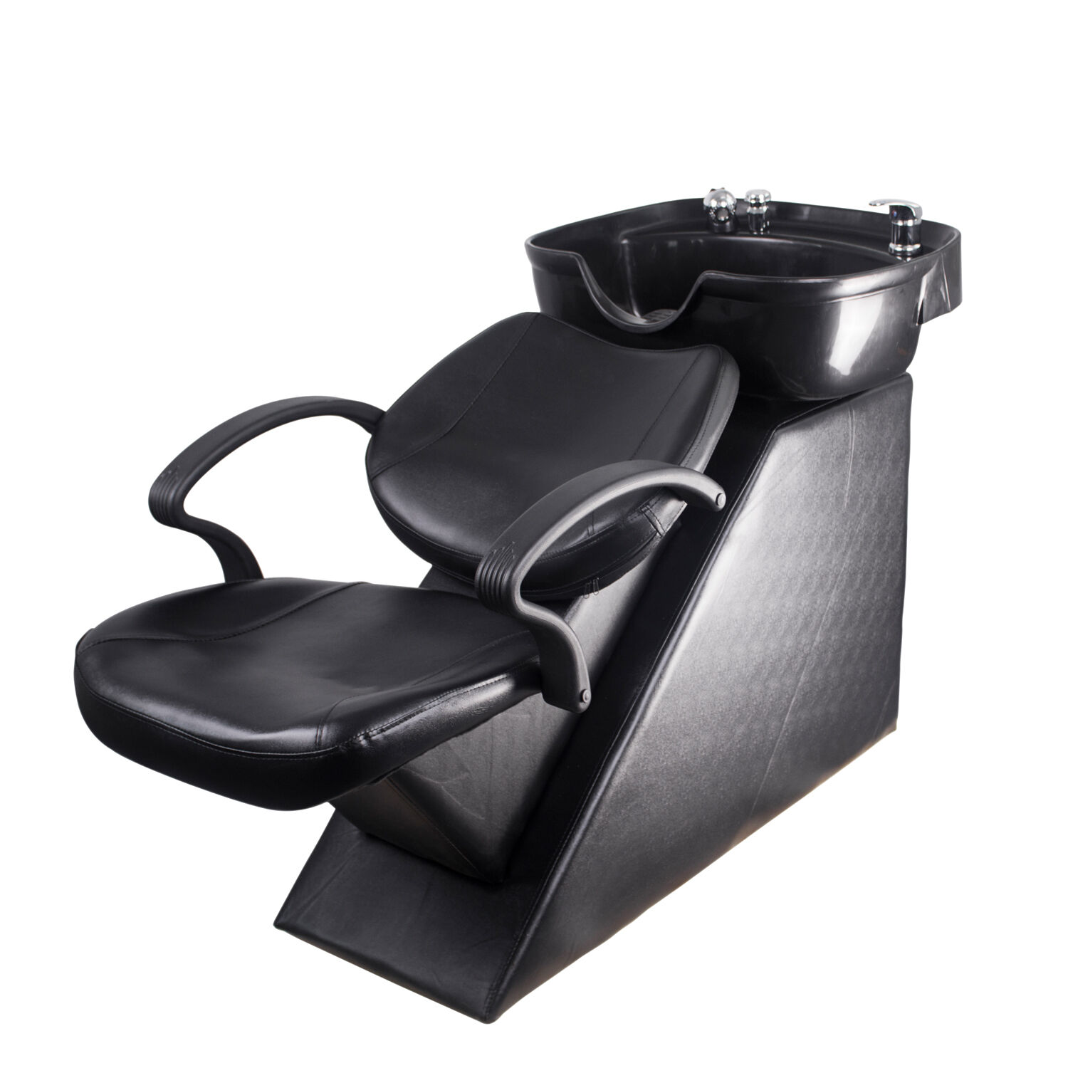 Backwash Barber Shampoo Chair Bowl Sink Salon Beauty Equipment
