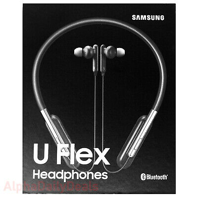 Samsung U Flex Bluetooth Wireless In-ear Flexible Headphones with Microphone