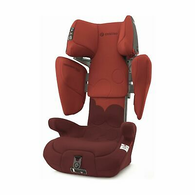 Concord Transformer Tech19 Red Child Seat Red (15-36 kg) (33-80 lbs) NEW!