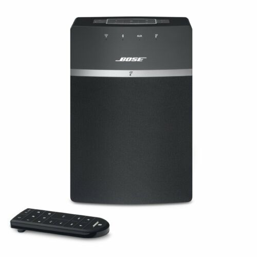 Bose SoundTouch 10 Black Wireless Speaker System