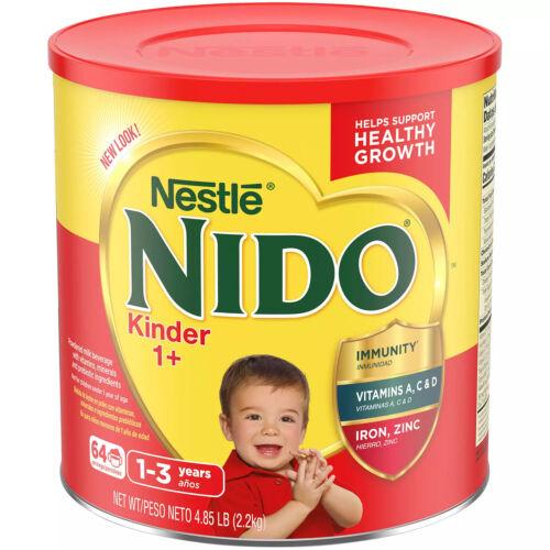 Nestle NIDO Kinder 1+ Powdered Milk Beverage (4.85 lbs.)=FREE SHIPPING=