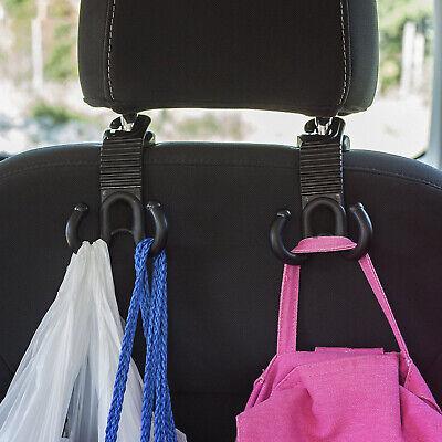 2 Car Back Seat Headrest Hanger Holder Hooks Best Car