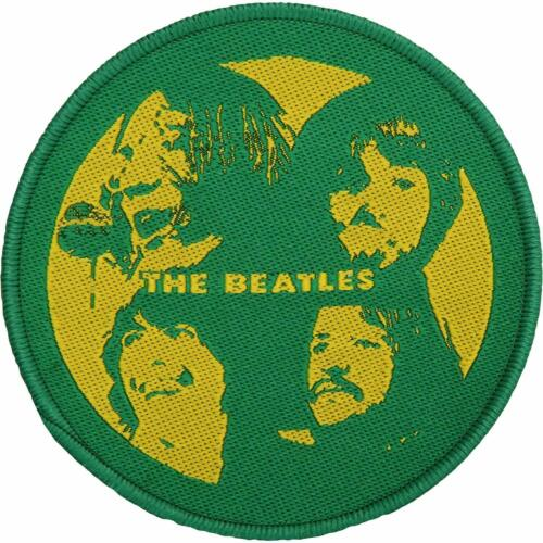 The Beatles Let It Be Woven Sew On Battle Jacket Patch - Licensed 077-K
