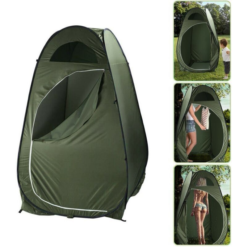 Pop Up Instant Portable Shower Tent Camping Outdoor Privacy