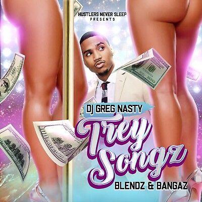 Dj Greg Nasty     Trey Songz Blendz   Bangers  Mixtape