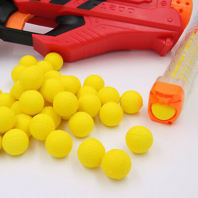 For Nerf Rival Zeus Apollo Refill Kid Toys Compatible Gun Bullet Balls 50pcs New