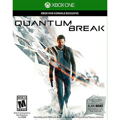 $11.83 - Quantum Break Xbox One [Brand New]