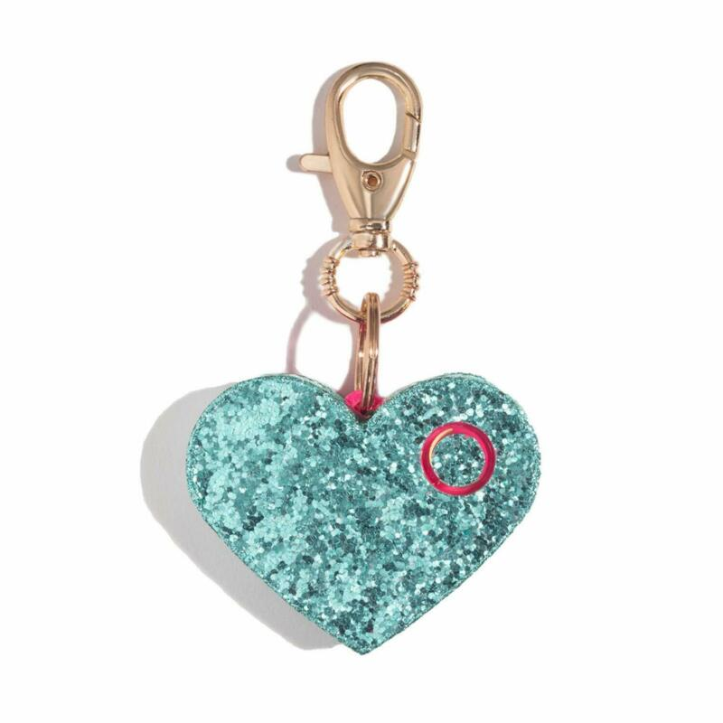 BLINGSTING Safety Alarm, 115 Decibel, LED Light & Keychain Clip - Mint, 1 Count