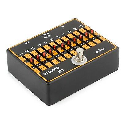 Caline CP-24, 10 Band EQ Guitar Effect Pedal