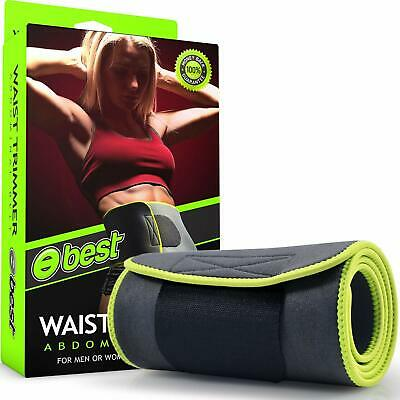 Best Power Belt Hot Slimming Fajas Sport Body Shapers Waist Trainer (Best Waist Trimmer Belt)