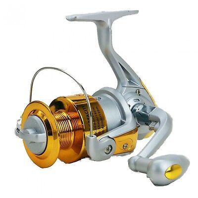 Spinning Carbon Fiber Drag Ultimate Ultra Light Freshwater Fishing Reel Best