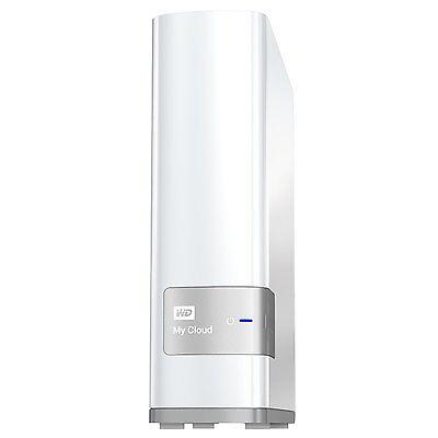 Western Digital My Cloud 2TB Personal Cloud Storage NAS Ethernet Hard Drive