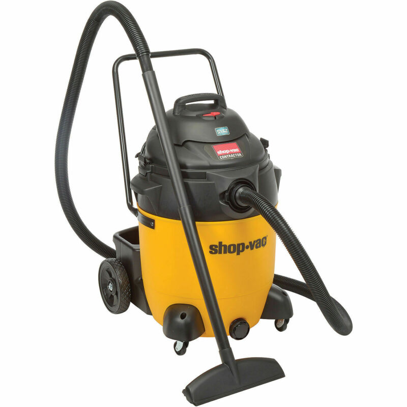 Shop-Vac Contractor Wet Dry Vacuum, 24 Gallon 6.5 Peak HP, 9627510