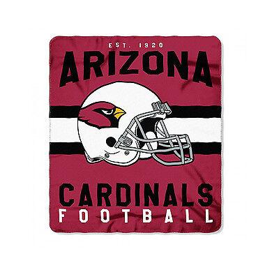 New Style Football Arizona Cardinals Fleece blanket Soft Throw 50