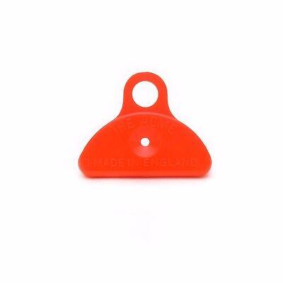 Acme Plastic Shepherds Lip Whistle 576 Dog Whistle Day Glow Orange