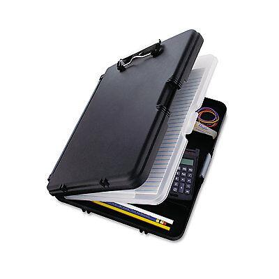Saunders Workmate Ii Storage Clipboard 12 Capacity Holds 8-12w X 12h Black