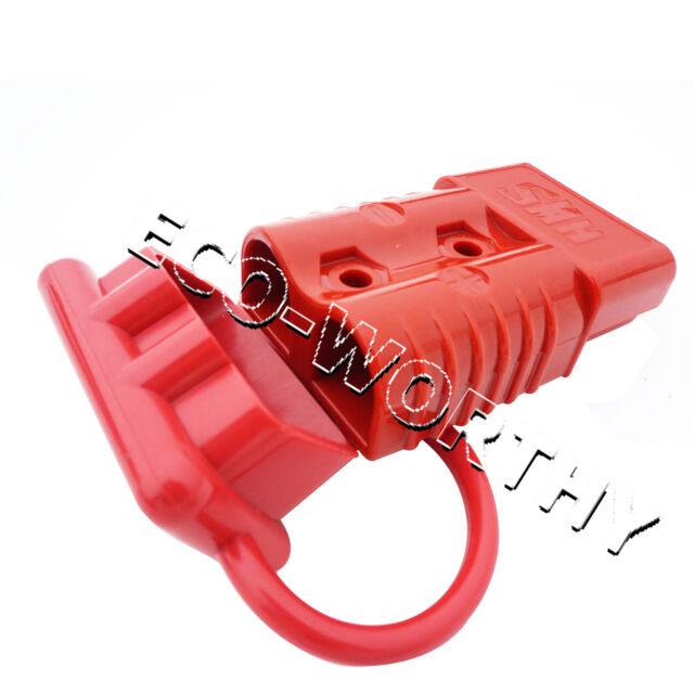 $_58 175a battery quick connect wire harness plug disconnect atv winch