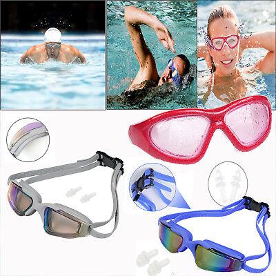 Anti Fog Profi  Schwimmbrille  Taucherbrille Schwimmen Brille Erwachsene Unisex