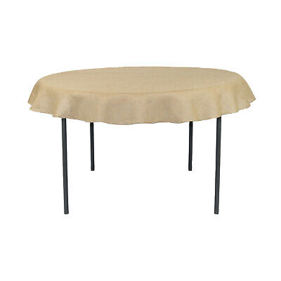 60 Inch Round Tablecloth (60 inch Round Burlap Tablecloth)