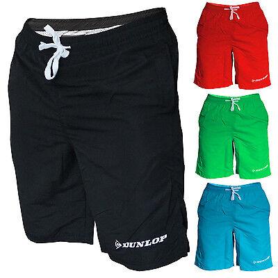 7a6a5914bfd7eb DUNLOP Herren Badeshorts Badehose knielange Shorts Sport Bermudas Swimshort