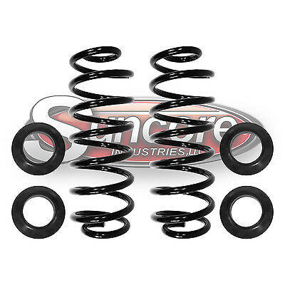 1989-2011 Lincoln Town Car Rear Air Suspension Air to Coil Spring Conversion Kit