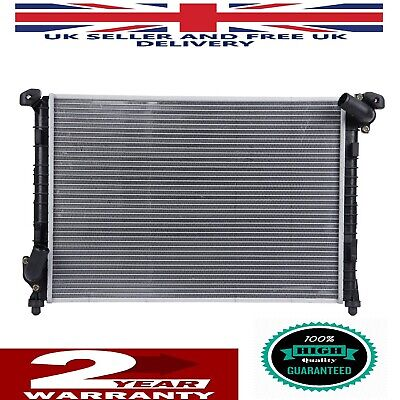 BRAND NEW BMW MINI COOPER S JCW R50 R52 R53 1.6 SUPERCHARGED RADIATOR