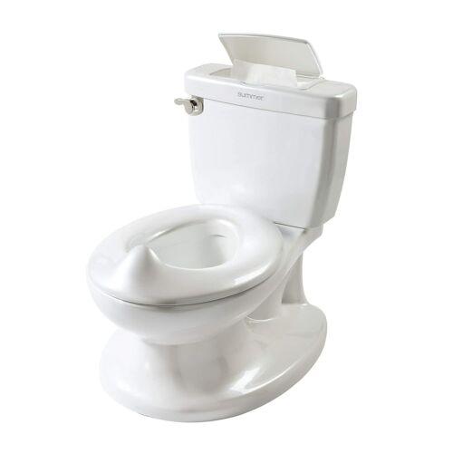 Kids Size Potty Flip-up lid & Removable Training Toilet For Toddler Boys & Girls