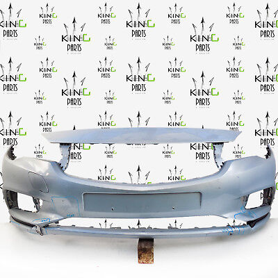 VAUXHALL ASTRA K 2015 2016 2017 BLUE FRONT BUMPER GENUINE 13423598 A2431