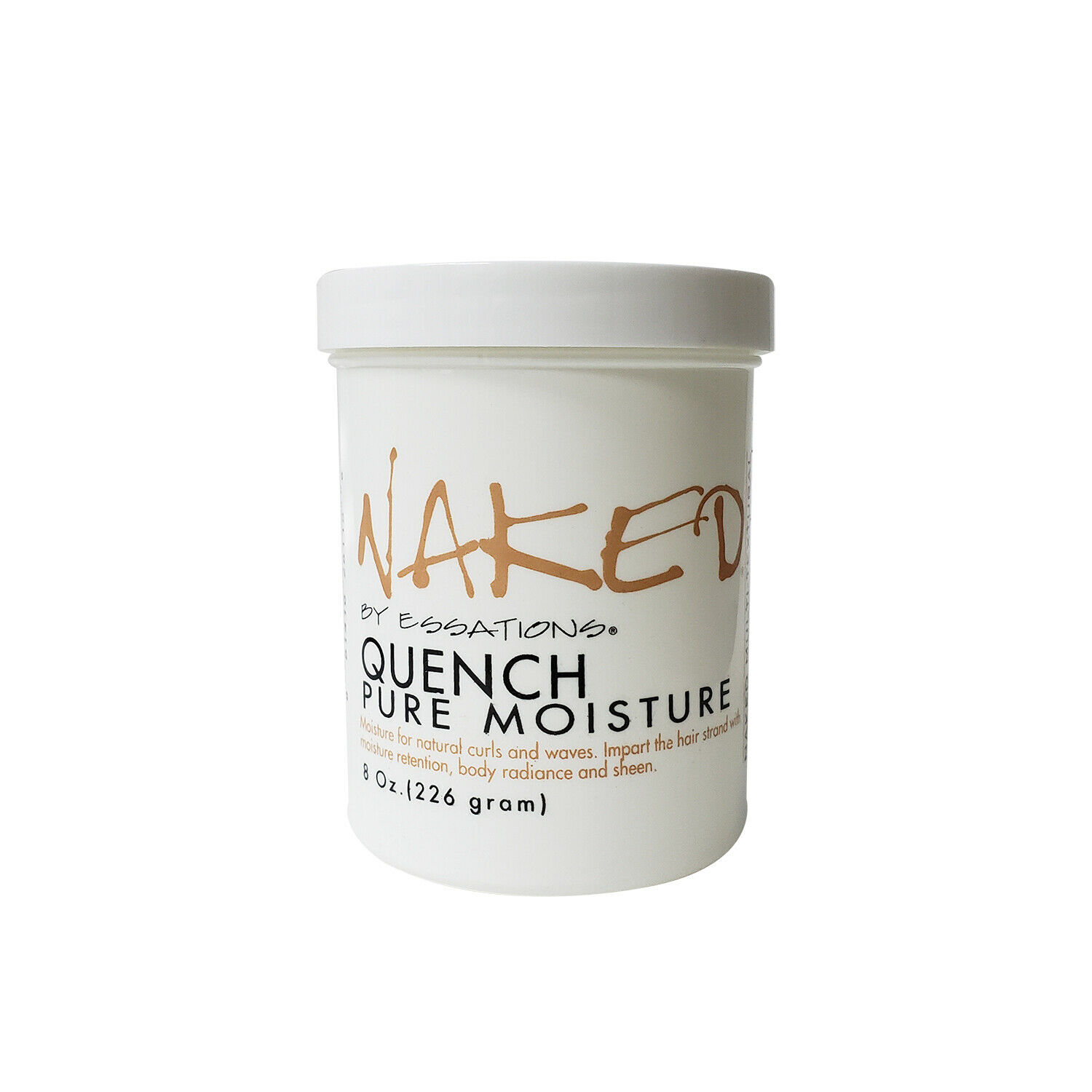 """Naked by Essations Quench Pure Moisture 8 Oz. – """"Free Shipping!!"""" Hair Care & Styling"""