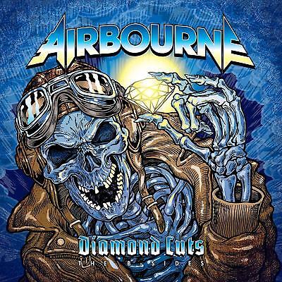 Airbourne 'Diamond Cuts - The B Sides' Vinyl - NEW