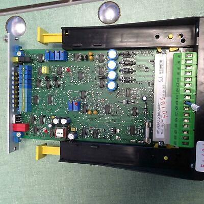 Rexrothbosch Vrpa2-1 Hydraulic Amplifier Card
