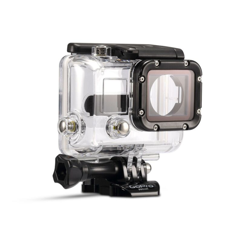 Replacement Genuine GoPro AHDEH-301 Dive Housing 197 Ft for Hero 3/3+/4