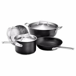 Anolon Authority 4 Piece Cookware Set Hard Anodised Induction Wanniassa Tuggeranong Preview
