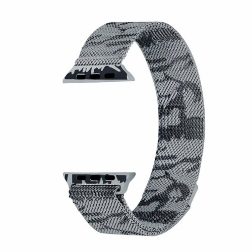 Magnetic Milanese watch Band iWatch Strap for Apple Watch Sport Series 4 3 2 1