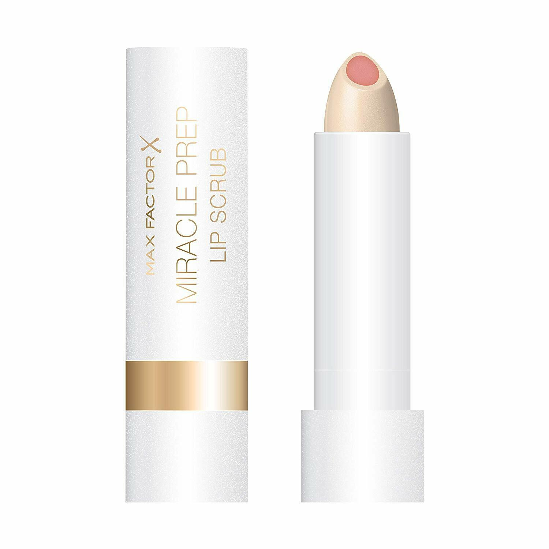 Max Factor Miracle Prep Lip Scrub - 4g