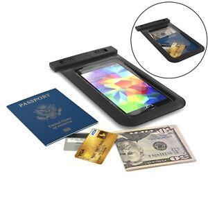 Universal Waterproof Case Dry Bag for Passport Mobile Phone Keys Cash Money Card