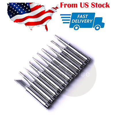 900m-t 898d Solder Screwdriver Iron Tips For Hakko Soldering Station Tool Set