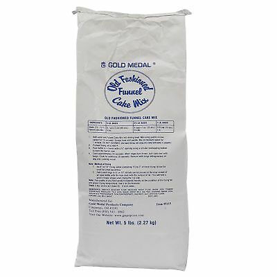 Gold Medal Old Fashioned Funnel Cake Mix 5lb Each (30 lbs Total) 6 (Gold Medal Funnel Cake Mix)