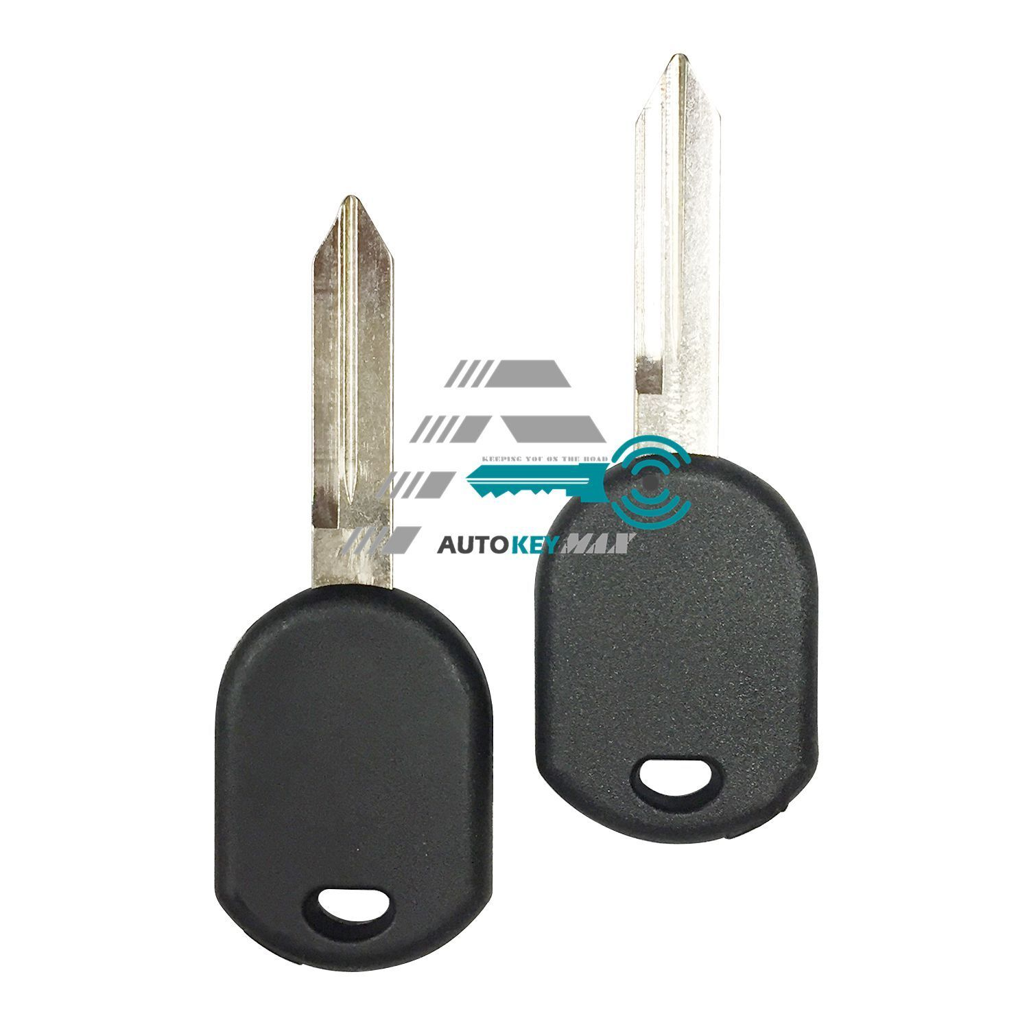 2 NEW TRANSPONDER  CHIP KEY FOR  Mercury 2007 2008 2009 2010 Mountaineer
