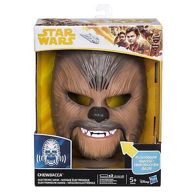 Hasbro Star Wars Kids Electronic Roaring Chewbacca Toy Mask