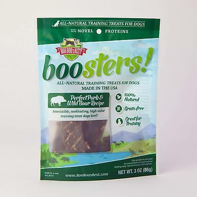 Boo Boo's Best Boosters! Dehydrated High Value Training Treats for