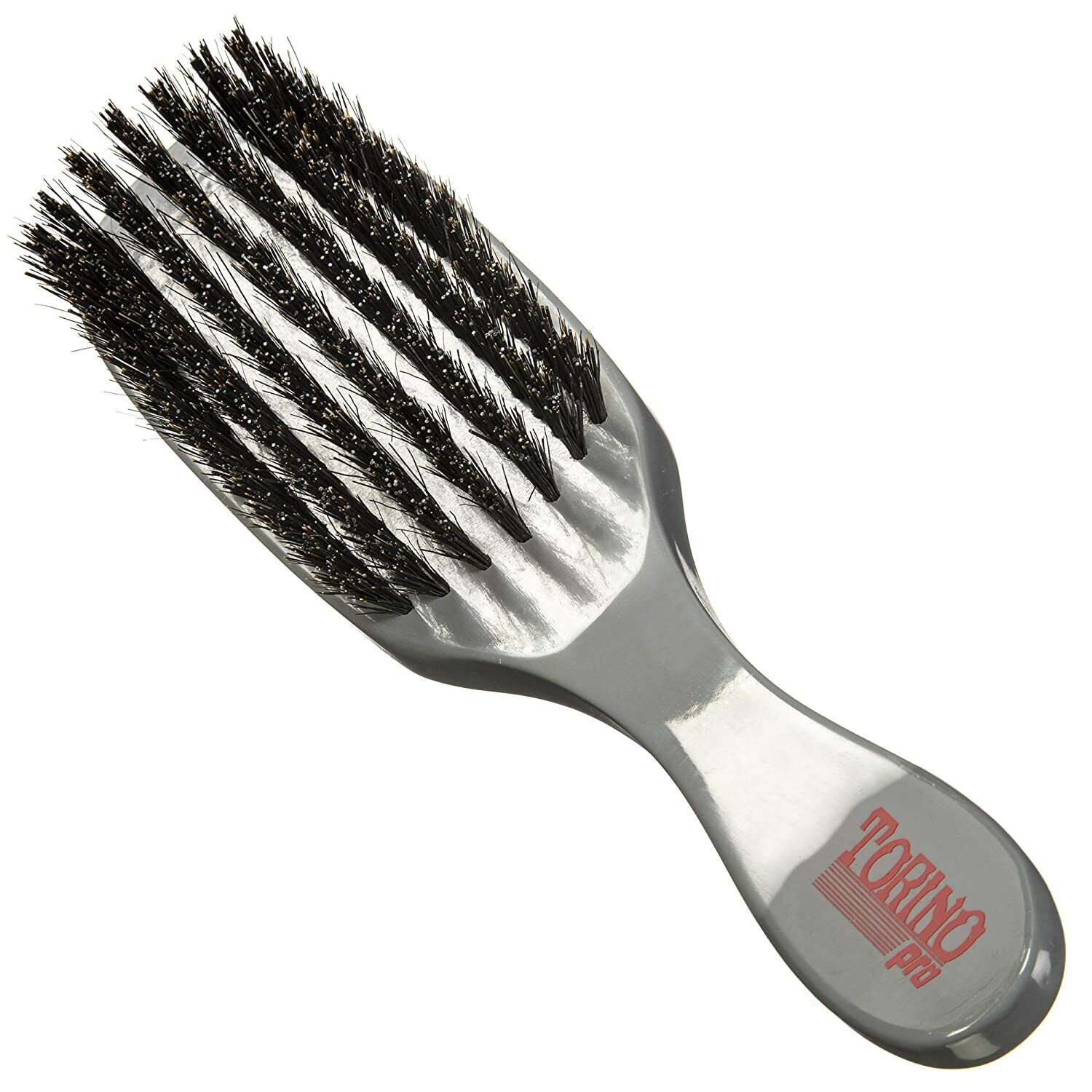 TORINO PRO Wave Brush 960 by Brush King 7 Row Medium Hard 36