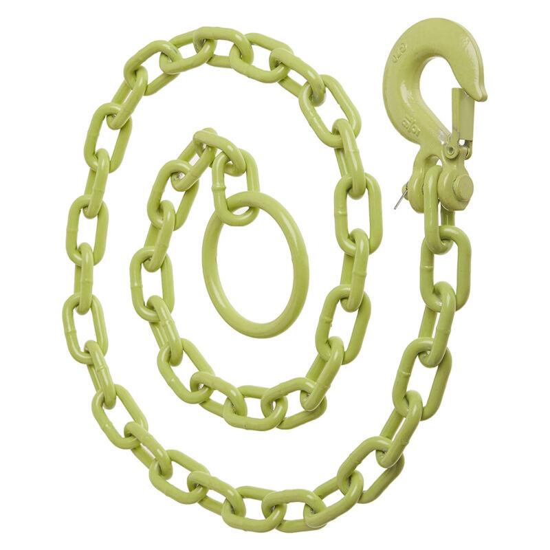 Brush Grubber Tugger Chain for Attaching Original Brush Grubber Tools to Vehicle