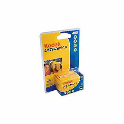Kodak UltraMax 400 Color Print 35mm Film [GC 135-24] 24 Exposures 6034037