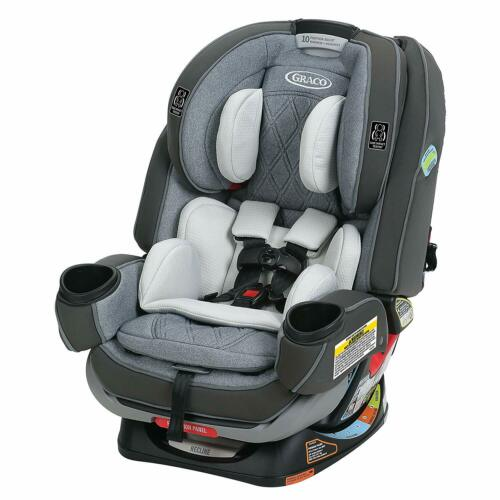 Graco 4Ever Extend2Fit Platinum 4-in-1 Car Seat, Hayden - BRAND NEW! Open Box!