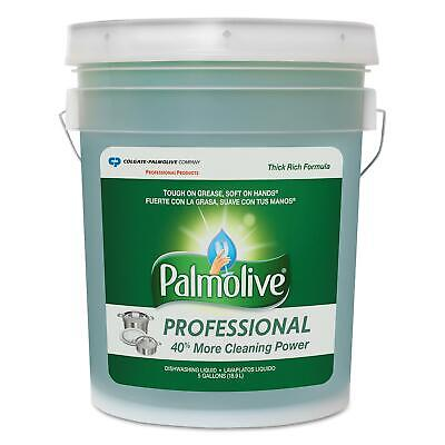 Palmolive Restaurant Commercial Liquid Thick Dish Washing Soap - 5 Gallon Pail Dishwashing Liquid Gallon
