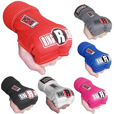Wrapping Boxes (New Ringside Gel GELQW Boxing Kick MMA Quick Handwraps Hand Wrap)