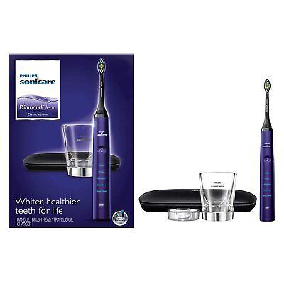 Philips Sonicare DiamondClean Cepillo de dientes recargable Amatista - AUTÉNTICO / SELLADO
