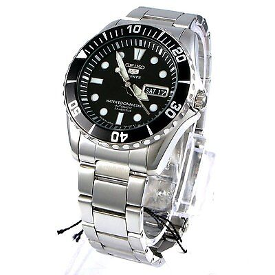 NEW Seiko Men's SNZF17J 5Sports Automatic Watch Made in Japan F/S from JAPAN